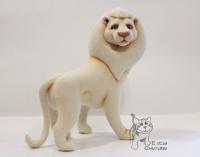 Белый лев Орион