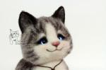 Котёнок Табби