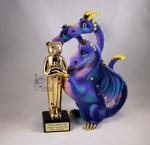 Фалькорр - дракон Удачи!