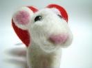 Сердце пробитое мышью